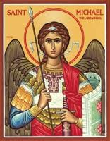 St. Michael The Archangel (and Me)